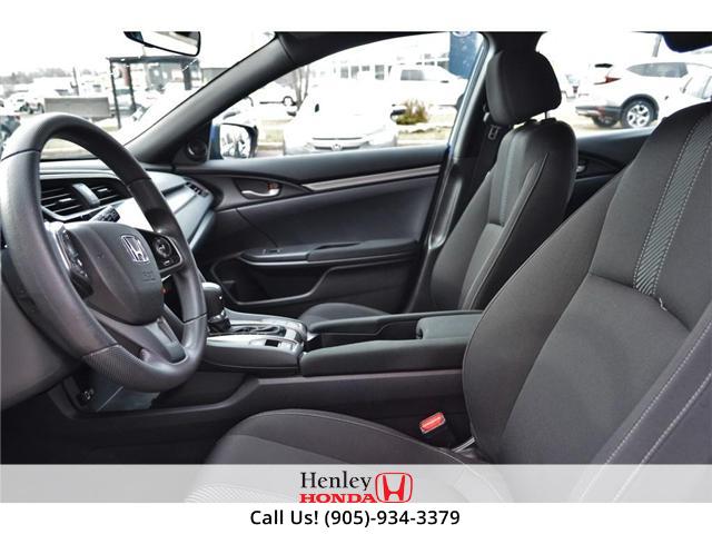 2017 Honda Civic LX (Stk: B0799) in St. Catharines - Image 9 of 24