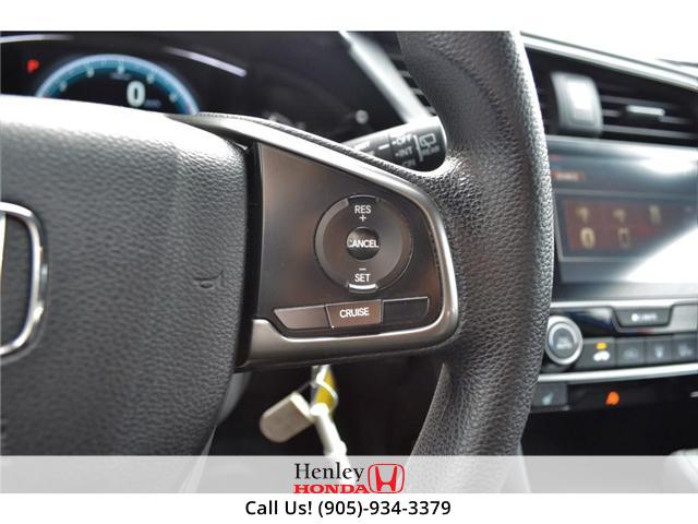 2017 Honda Civic LX (Stk: B0799) in St. Catharines - Image 15 of 24