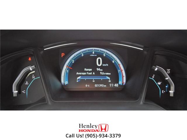 2017 Honda Civic LX (Stk: B0799) in St. Catharines - Image 16 of 24