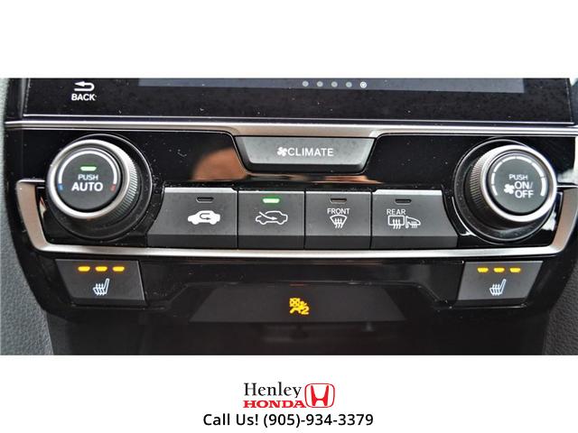 2017 Honda Civic LX (Stk: B0799) in St. Catharines - Image 20 of 24