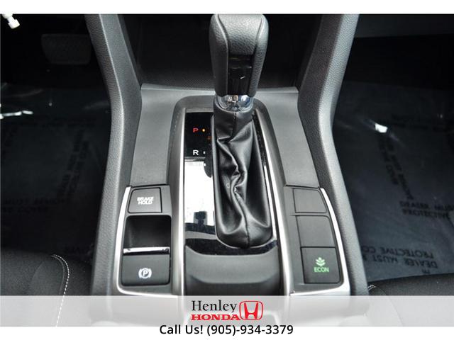 2017 Honda Civic LX (Stk: B0799) in St. Catharines - Image 21 of 24