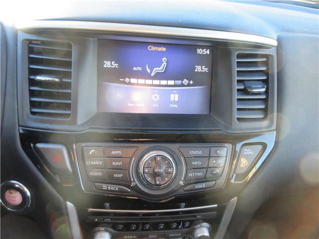 2018 Nissan Pathfinder SV Tech (Stk: 8225) in Okotoks - Image 6 of 27