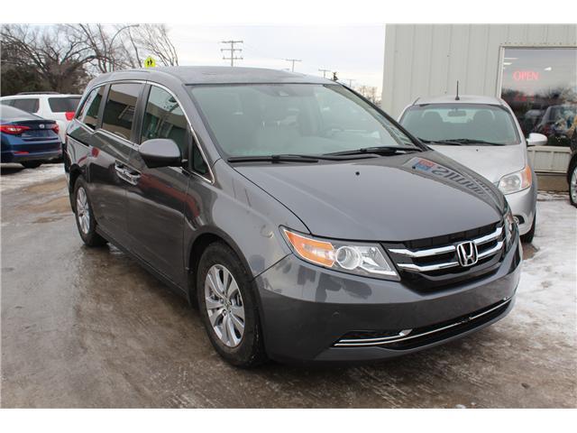 2016 Honda Odyssey EX-L (Stk: CT2543) in Regina - Image 3 of 23