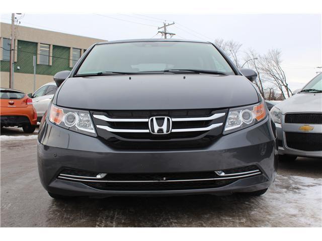 2016 Honda Odyssey EX-L (Stk: CT2543) in Regina - Image 4 of 23