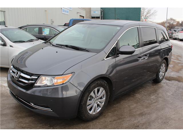 2016 Honda Odyssey EX-L (Stk: CT2543) in Regina - Image 2 of 23