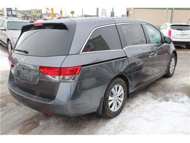 2016 Honda Odyssey EX-L (Stk: CT2543) in Regina - Image 8 of 23