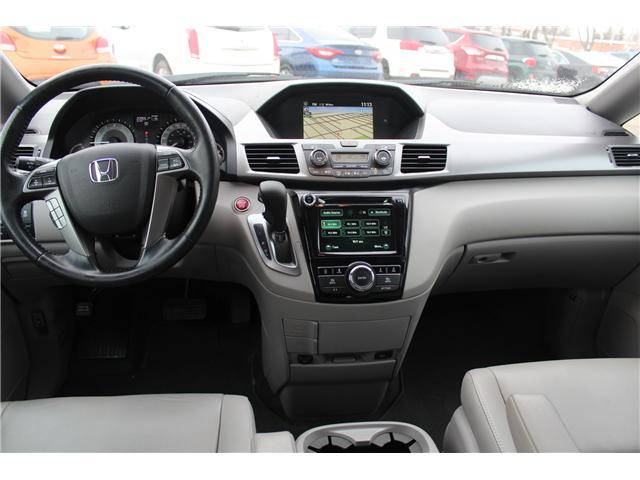 2016 Honda Odyssey EX-L (Stk: CT2543) in Regina - Image 9 of 23
