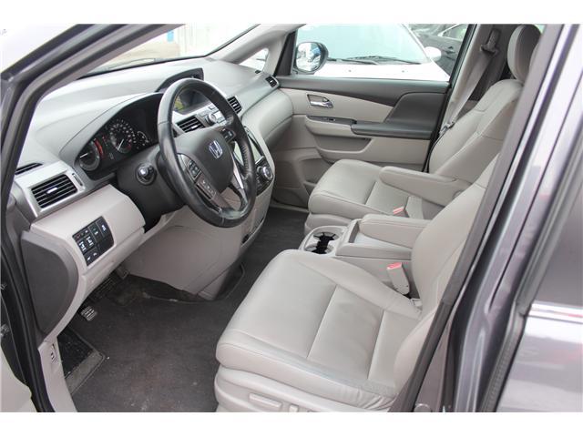 2016 Honda Odyssey EX-L (Stk: CT2543) in Regina - Image 10 of 23