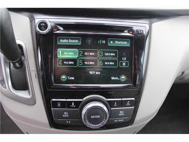 2016 Honda Odyssey EX-L (Stk: CT2543) in Regina - Image 12 of 23