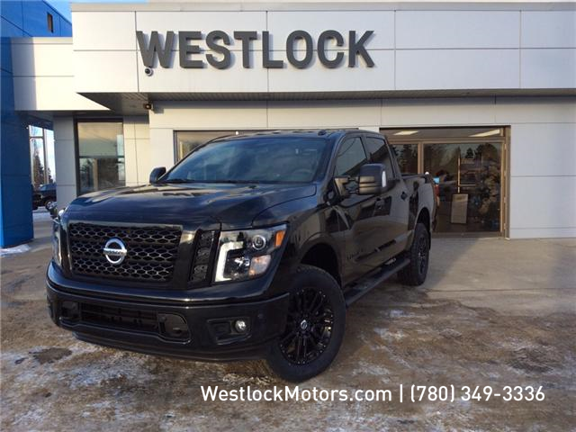 2018 Nissan Titan  (Stk: T1845) in Westlock - Image 1 of 26