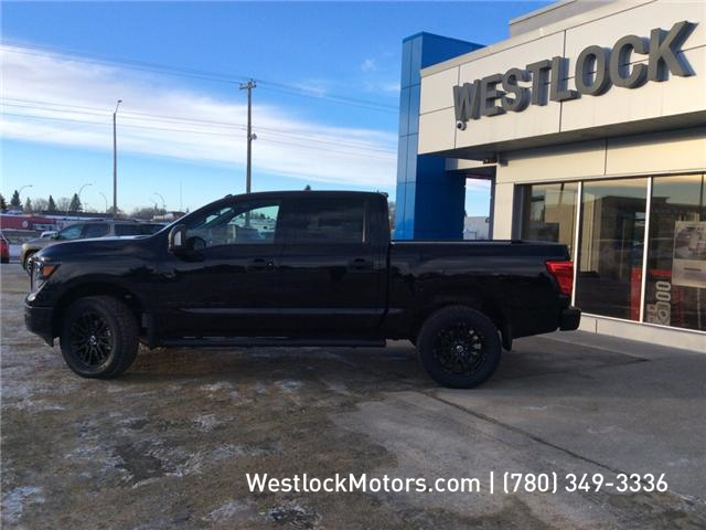 2018 Nissan Titan  (Stk: T1845) in Westlock - Image 2 of 26