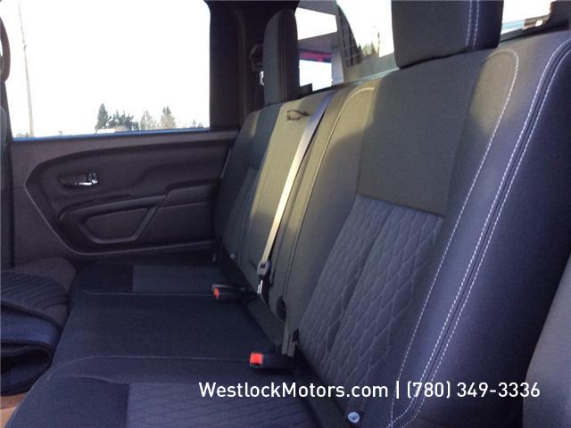 2018 Nissan Titan  (Stk: T1845) in Westlock - Image 12 of 26