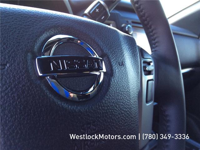2018 Nissan Titan  (Stk: T1845) in Westlock - Image 17 of 26