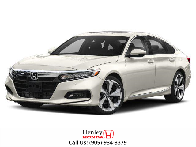 2019 Honda Accord Touring 1.5T (Stk: H17671) in St. Catharines - Image 1 of 9