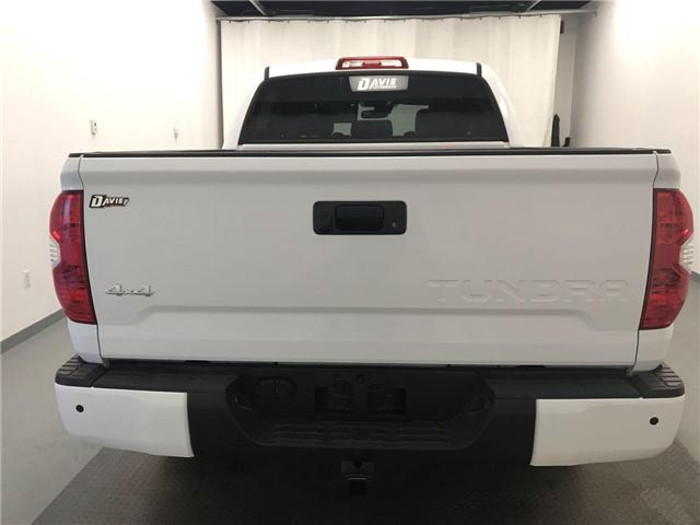 2018 Toyota Tundra Platinum 5.7L V8 (Stk: 197634) in Lethbridge - Image 2 of 21
