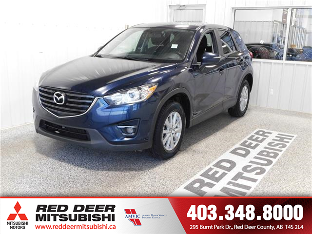 2016 Mazda CX-5 GS (Stk: E187585A) in Red Deer County - Image 1 of 16