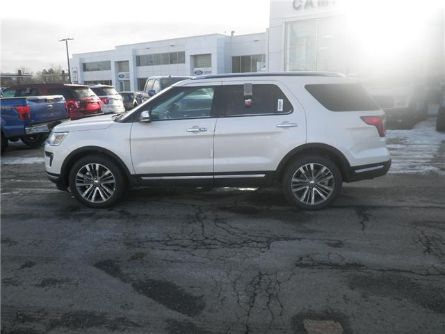 2019 Ford Explorer Platinum (Stk: 1911280) in Ottawa - Image 2 of 14