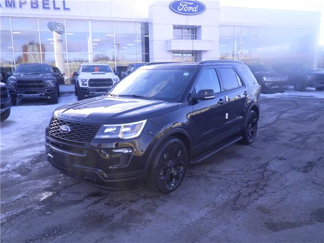 2019 Ford Explorer Sport (Stk: 1911290) in Ottawa - Image 1 of 11