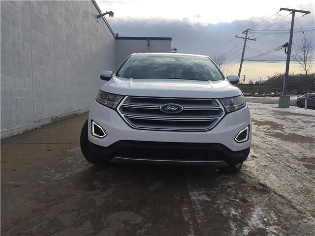 2015 Ford Edge SEL (Stk: D1180) in Regina - Image 2 of 20