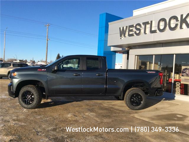 2019 Chevrolet Silverado 1500 Silverado Custom Trail Boss (Stk: 19T71) in Westlock - Image 2 of 20