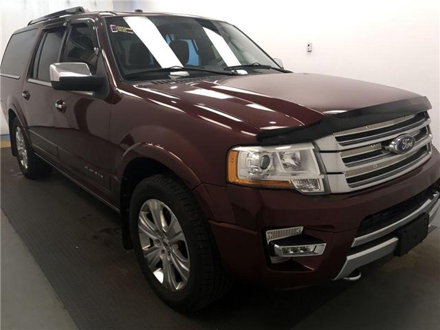 2015 Ford Expedition Max Platinum (Stk: 196921) in Lethbridge - Image 1 of 21