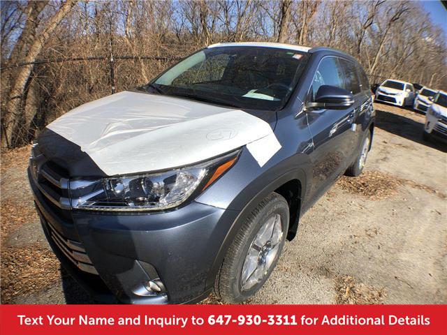 2019 Toyota Highlander Limited (Stk: K8302) in Mississauga - Image 1 of 20