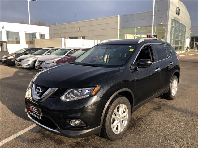 2016 Nissan Rogue SV (Stk: 142051) in London - Image 1 of 17