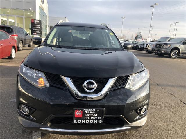 2016 Nissan Rogue SV (Stk: 142051) in London - Image 8 of 17
