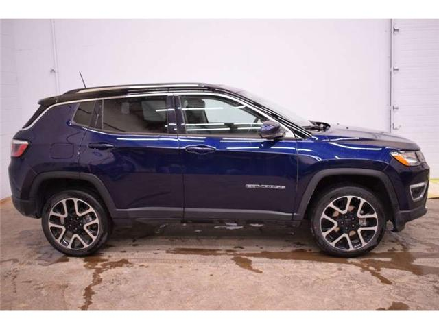 2018 Jeep Compass Limited 4x4 - NAV * BACKUP CAM * HEATED SEATS (Stk: B2972) in Kingston - Image 1 of 30