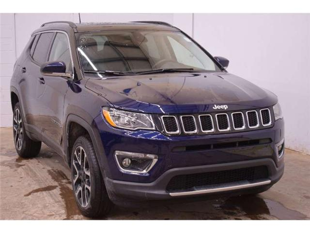 2018 Jeep Compass Limited 4x4 - NAV * BACKUP CAM * HEATED SEATS (Stk: B2972) in Kingston - Image 2 of 30