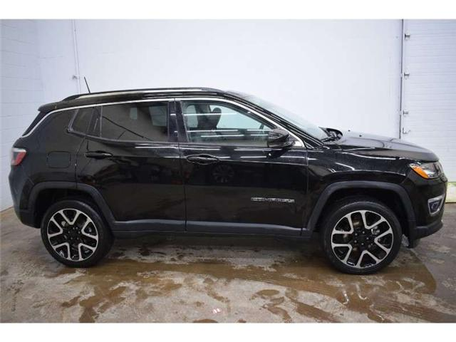 2018 Jeep Compass Limited 4x4 - NAV * BACKUP CAM * LEATHER (Stk: B2971) in Napanee - Image 1 of 30