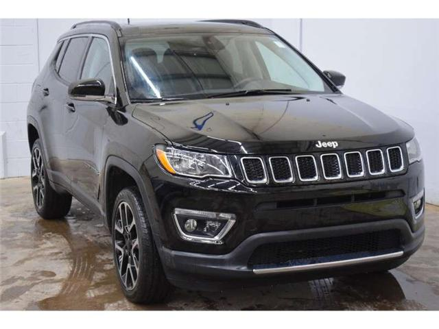 2018 Jeep Compass Limited 4x4 - NAV * BACKUP CAM * LEATHER (Stk: B2971) in Napanee - Image 2 of 30