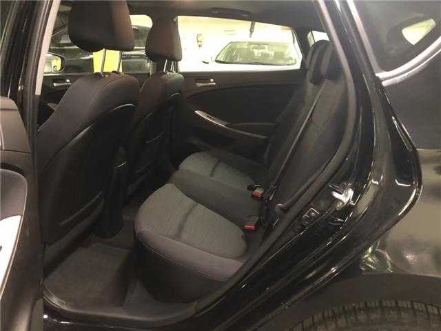 2017 Hyundai Accent GLS (Stk: WE183) in Edmonton - Image 11 of 20