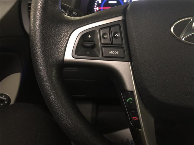 2017 Hyundai Accent GLS (Stk: WE183) in Edmonton - Image 16 of 20