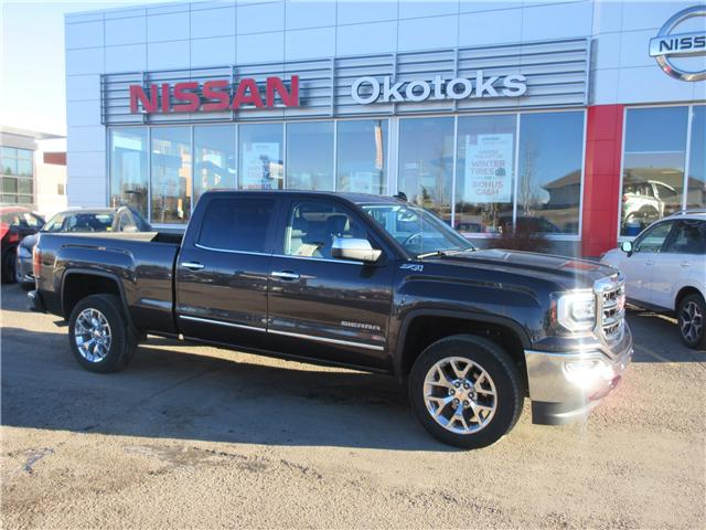 2016 GMC Sierra 1500 SLT (Stk: 8212) in Okotoks - Image 1 of 24