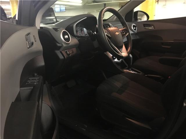 2017 Chevrolet Sonic LT Auto (Stk: WE179) in Edmonton - Image 8 of 16