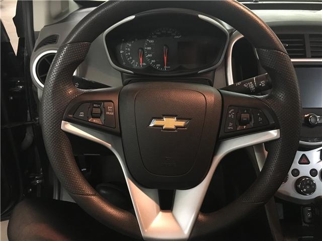 2017 Chevrolet Sonic LT Auto (Stk: WE179) in Edmonton - Image 10 of 16