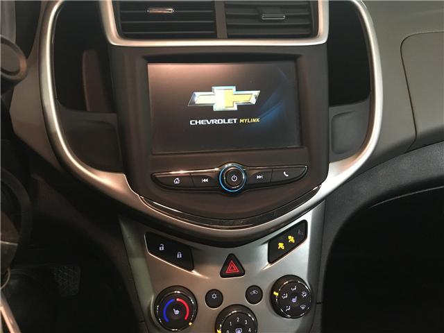 2017 Chevrolet Sonic LT Auto (Stk: WE179) in Edmonton - Image 11 of 16
