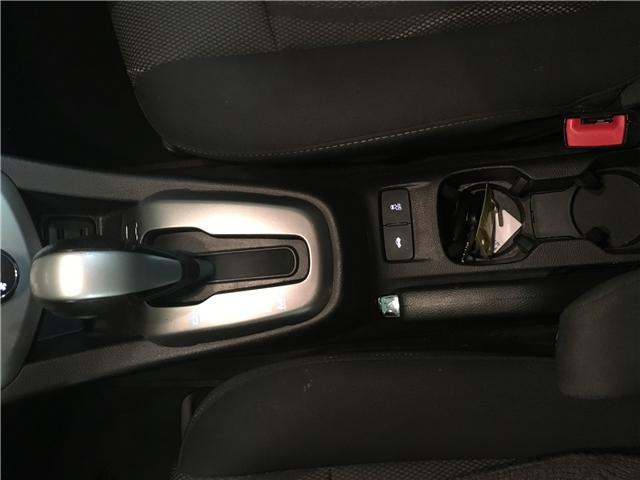 2017 Chevrolet Sonic LT Auto (Stk: WE179) in Edmonton - Image 13 of 16