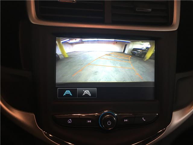 2017 Chevrolet Sonic LT Auto (Stk: WE179) in Edmonton - Image 12 of 16