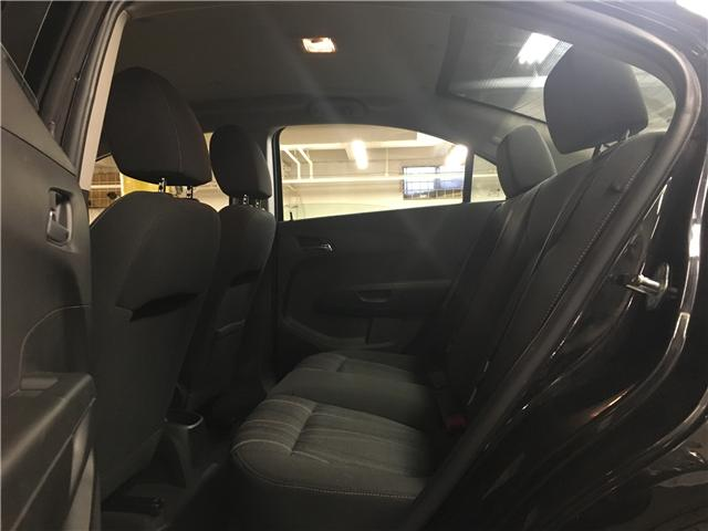 2017 Chevrolet Sonic LT Auto (Stk: WE179) in Edmonton - Image 14 of 16
