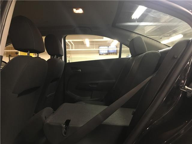 2017 Chevrolet Sonic LT Auto (Stk: WE179) in Edmonton - Image 15 of 16