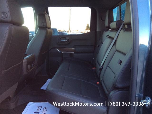 2019 Chevrolet Silverado 1500 LT Trail Boss (Stk: 19T68) in Westlock - Image 9 of 23