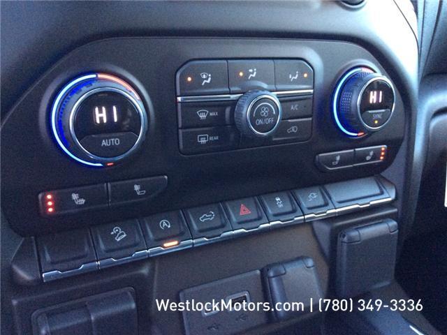 2019 Chevrolet Silverado 1500 LT Trail Boss (Stk: 19T68) in Westlock - Image 19 of 23