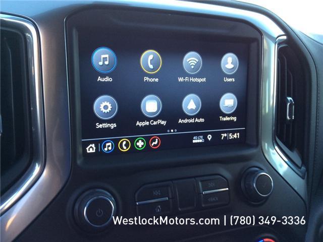 2019 Chevrolet Silverado 1500 LT Trail Boss (Stk: 19T68) in Westlock - Image 20 of 23