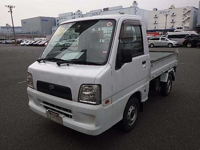 2003 Subaru Sambar Minitruck (Stk: p18-241) in Dartmouth - Image 1 of 10