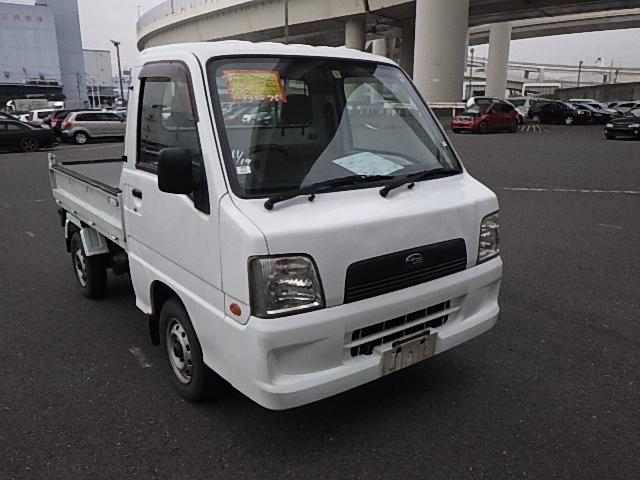 2003 Subaru Sambar Minitruck (Stk: p18-241) in Dartmouth - Image 2 of 10