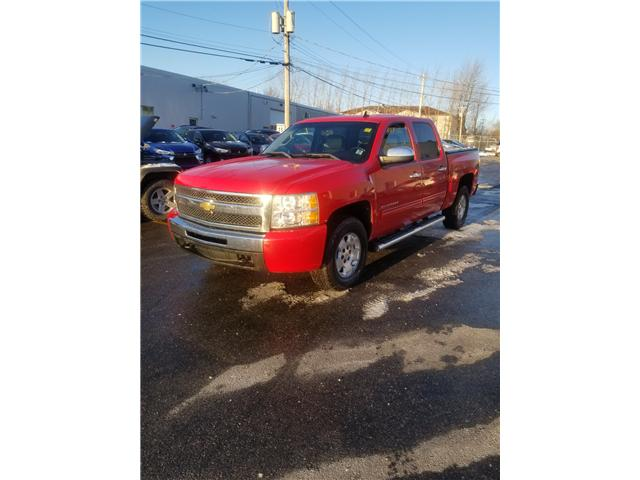 2011 Chevrolet Silverado 1500 LT Crew Cab 4WD (Stk: p18-255) in Dartmouth - Image 1 of 10