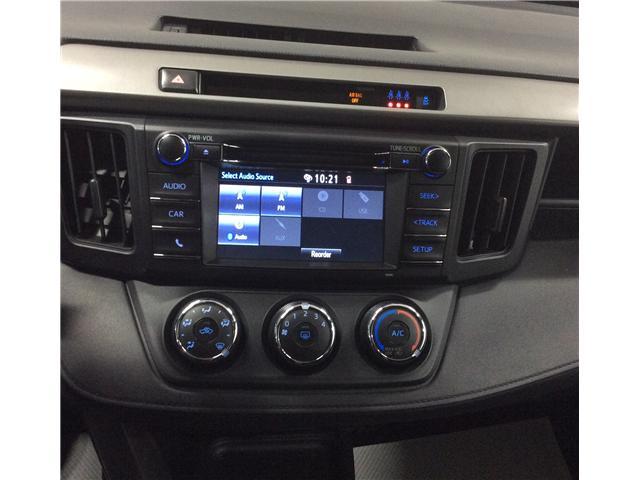 2017 Toyota RAV4 LE (Stk: M18118B) in Sault Ste. Marie - Image 11 of 14