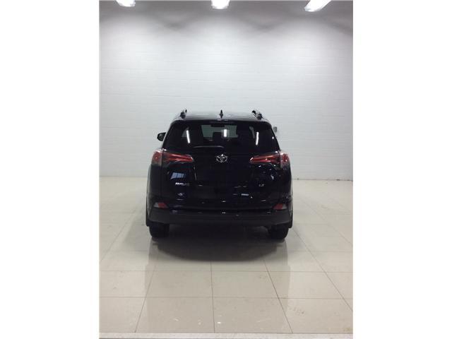 2017 Toyota RAV4 LE (Stk: M18118B) in Sault Ste. Marie - Image 4 of 14